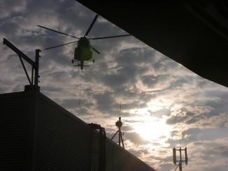 Transport i montaż drycoolerów